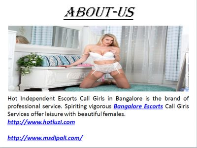 Book Escorts in Bangalore & Bangalore Escorts Call Girls at 8123770473 24/7 hours. Get attactive lady Call Girls Services in Bangalore for romance with Sexual delight.  http://bangalorehotescorts1.blogspot.com/2018/07/bangalore-escorts-vip-models-open-247.html