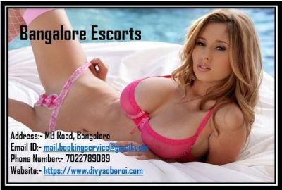 We are providing Call Girl in Bangalore in your location. So if anyone want escorts service then contact 7022789089 with us. Visit https://www.divyaoberoi.com