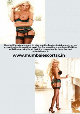 Mumbai escorts service is one of the best escort agency in Mumbai we have top models she will satisfy you and give you best service if you want escort service  http://www.mumbaiescortsx.in/